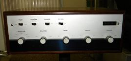 Bryan 9000 Stereo Amplifier
