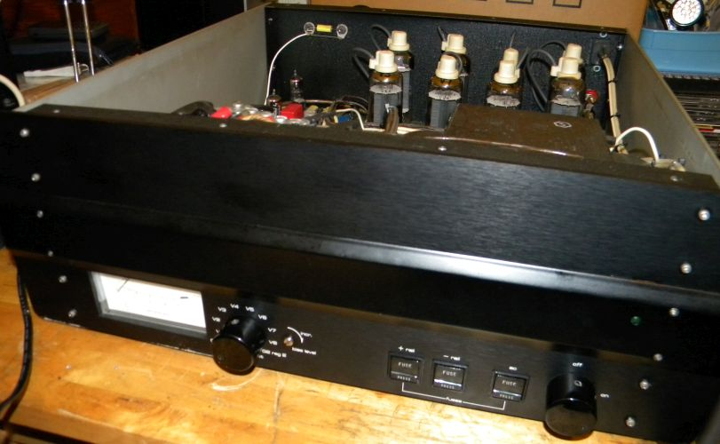 Counterpoint Amplifier Repairs