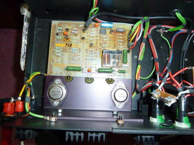 Exposure Amplifier Repairs