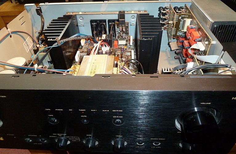 Marantz Amplifier Repairs