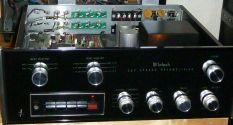 McIntosh C27 Stereo Pre-amplifier