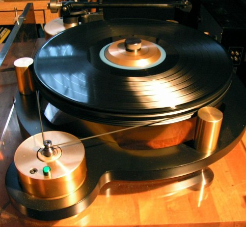 Michell Turntable Repairs