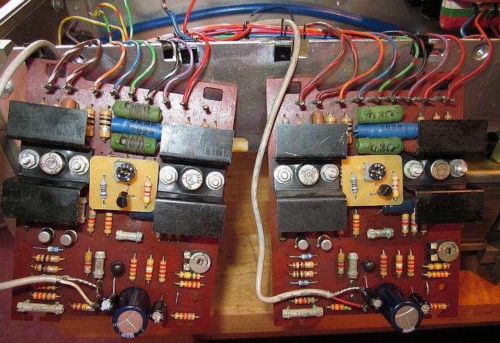 Quad Amplifier Repairs