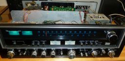 Sansui 990 Stereo Receiver