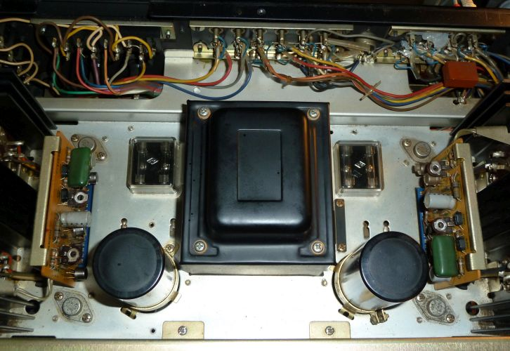 Sansui Amplifier Repairs