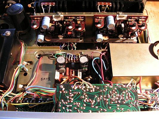 Yamaha Amplifier Repairs